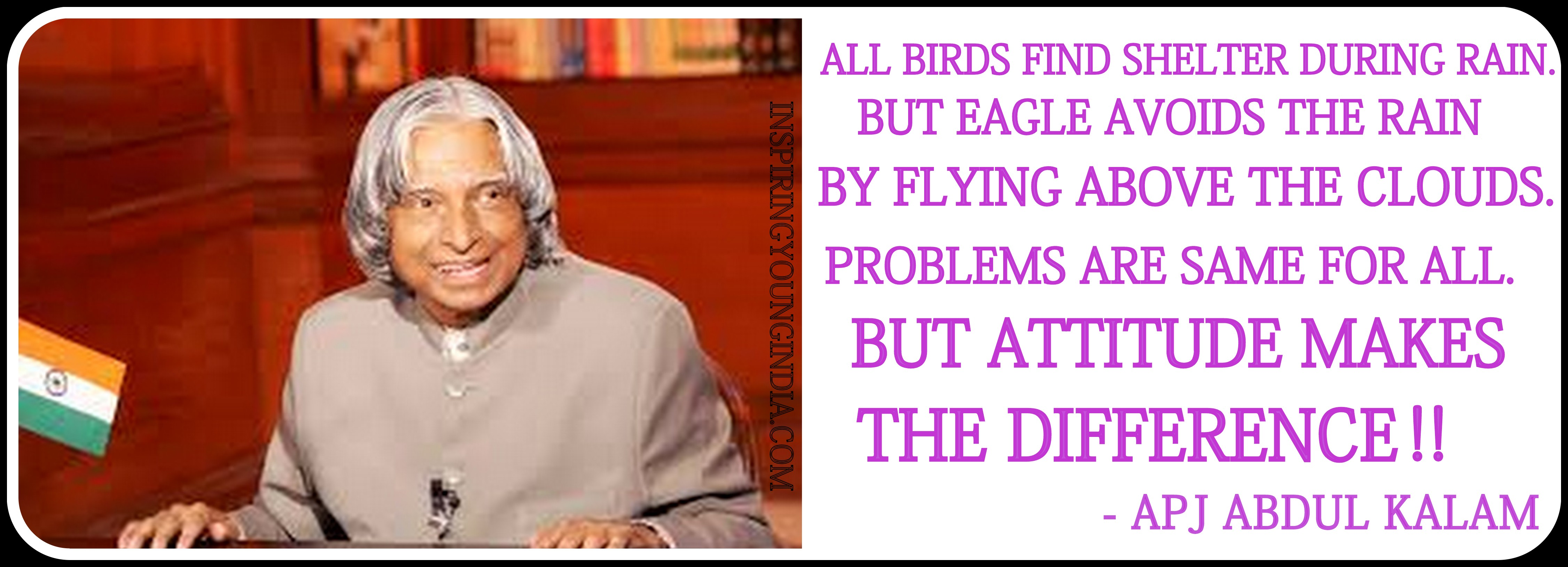 Quotes By Dr Apj Abdul Kalam Former President Of India Infinity